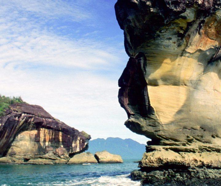 Aufgrund seiner Nähe zu Kuching ist der Bako Nationalpark ein beliebtes Ausflugsziel unter Einheimischen und Reisenden.