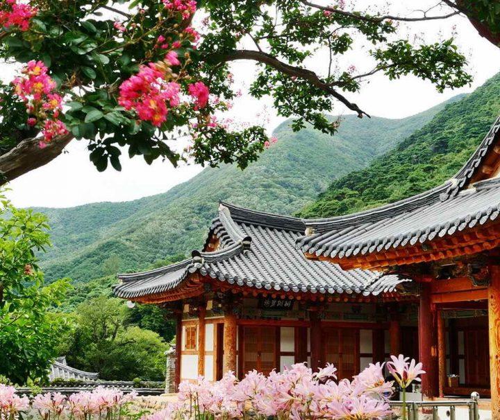 Der in China entstandene Architekturstil hat sich im Laufe der Geschichte über weite Teile Ostasiens verbreitetet.