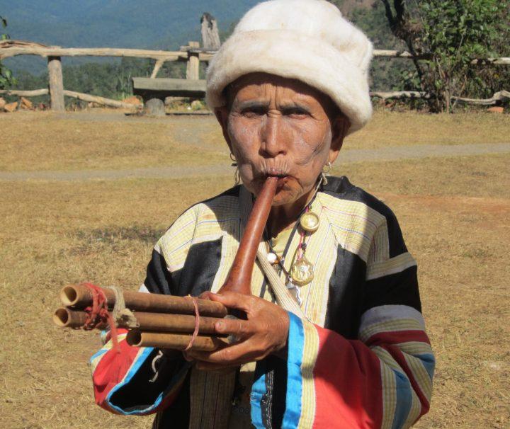 Die Lahu sind ein Bergvolk, das sich über China, Thailand, Vietnam und Myanmar verteilt.