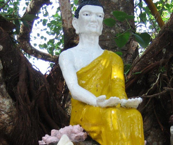 Der Wat Phra That Doi Suthep liegt an den Hängen des Doi-Suthep-Berges in Chiang Mai und ist ein Königlicher Tempel Zweiter Klasse.
