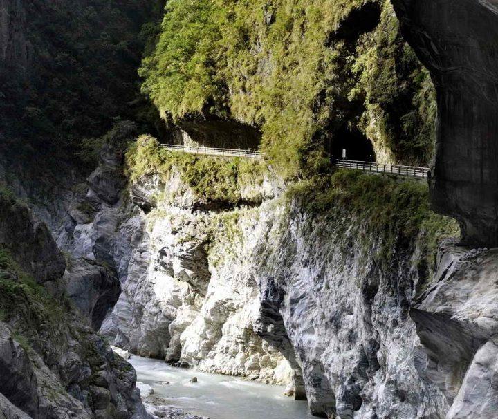 Der Taroko  Nationalpark ist der älteste Nationalpark in Taiwan, er  liegt im Osten der Insel und wurde nach der Taroko-Schlucht benannt.