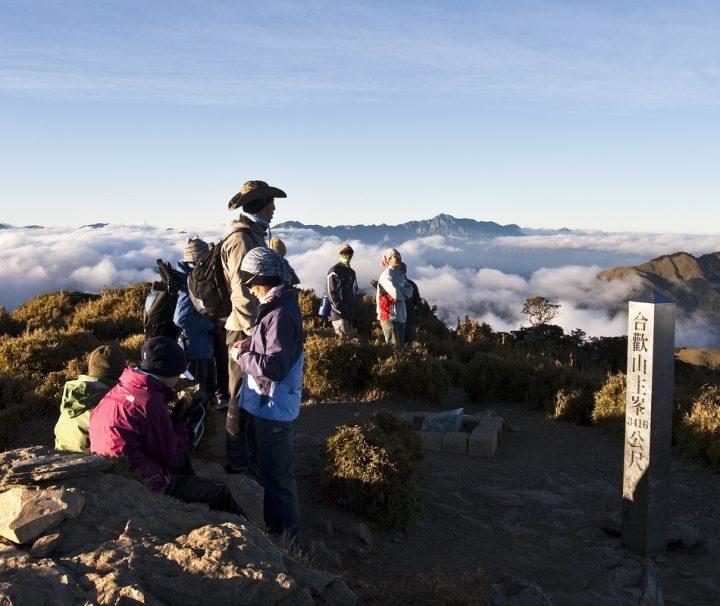 Aufgrund seiner guten Erreichbarkeit von Taiwan aus hat sich der Berg Hehuanshan zu einem beliebten Ausflugsziel unter den Einheimischen entwickelt.