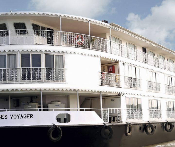 41-2 RV Ganges Voyager - Thurgau Travel X2400