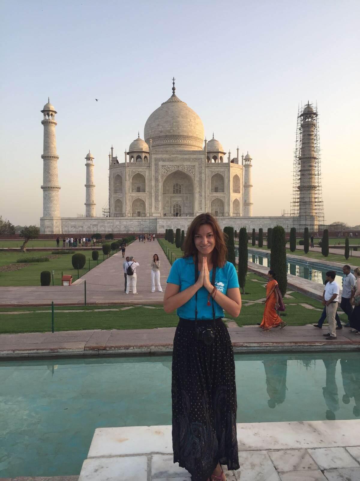 Reiseexpertin Larissa Gerlach