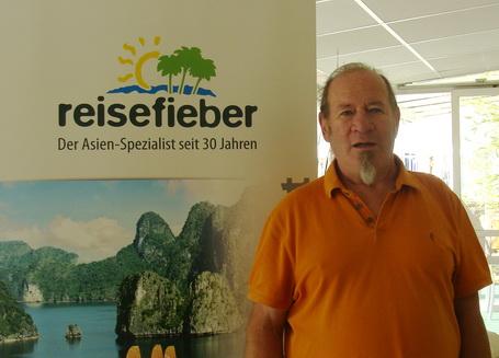 Heribert Gerlach - Berater für Vietnam, Kambodscha und Laos, Philippinen, Hongkong, Thailand und Malaysia